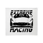 Racer Throw Blanket