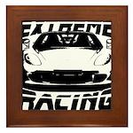 Racer Framed Tile