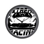 Racer Wall Clock