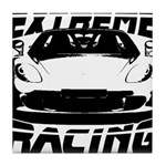 Racer Tile Coaster