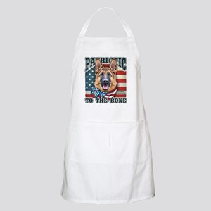 Patriotic - German Shepherd Apron