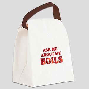 Boils 02 Canvas Lunch Bag