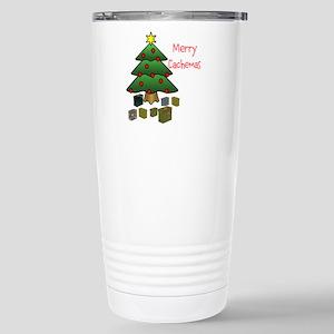 Merry Cachemas Stainless Steel Travel Mug