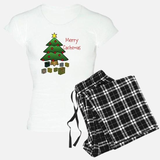 Merry Cachemas Pajamas