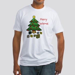 Merry Cachemas Fitted T-Shirt