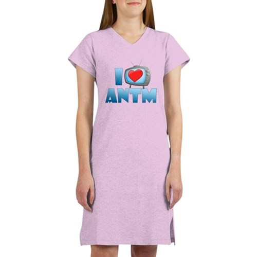 I Heart ANTM Women's Nightshirt