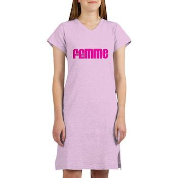 Femme Women's Nightshirt