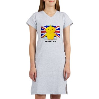 British Chick Women's Nightshirt