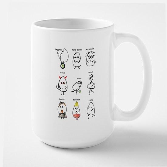 Egg Puns Mugs