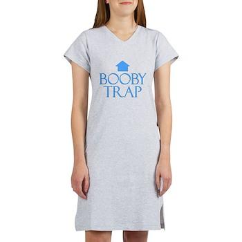Booby Trap Women's Nightshirt