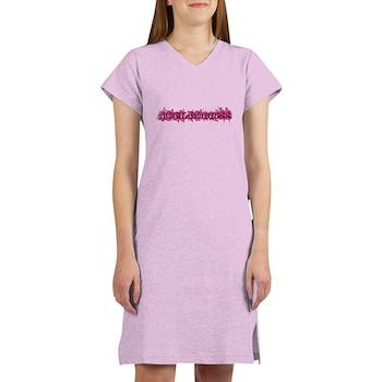 Rock Goddess Women's Nightshirt