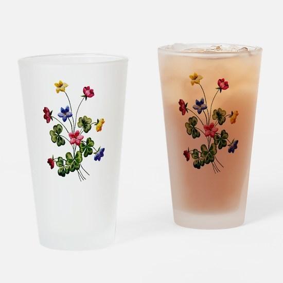 IRISH SPRING Drinking Glass
