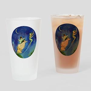 PETER PAN Drinking Glass