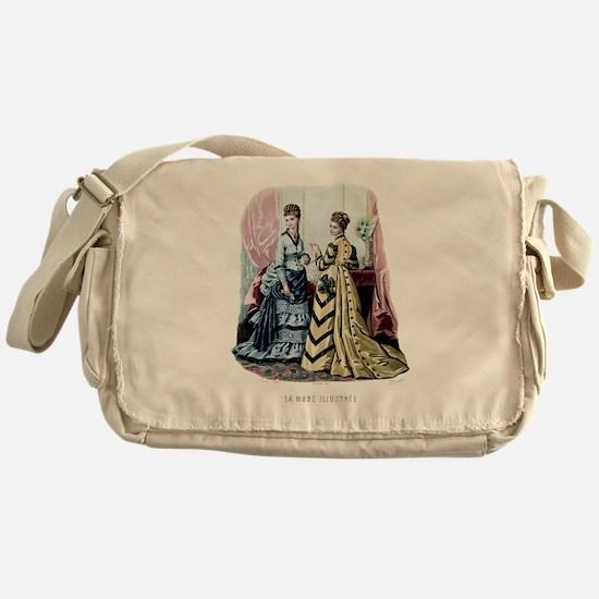 LA MODE ILLUSTREE - 1875 Messenger Bag