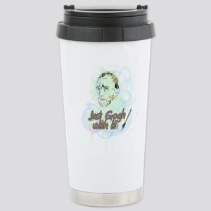 Just Gogh With It! Stainless Steel Travel Mug