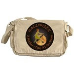 MOTHER IS A WITCH Messenger Bag