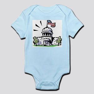 USA1 Infant Creeper
