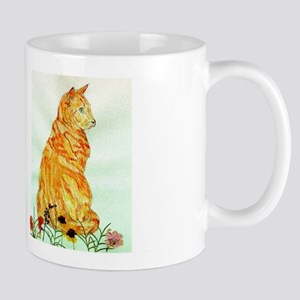 Marmalade Cat Mug