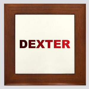 Dexter Framed Tile