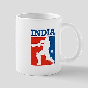 cricket batsman India Mug