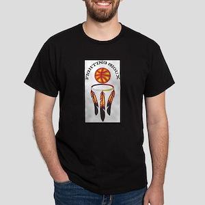 """""""Fighting Sioux"""" Dark T-Shirt"""