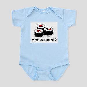 got wasabi? Infant Creeper