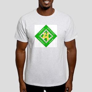 DUI - 4th Heavy BCT - Cobras Light T-Shirt