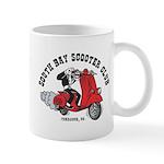 SBSC Skull Rider Mug
