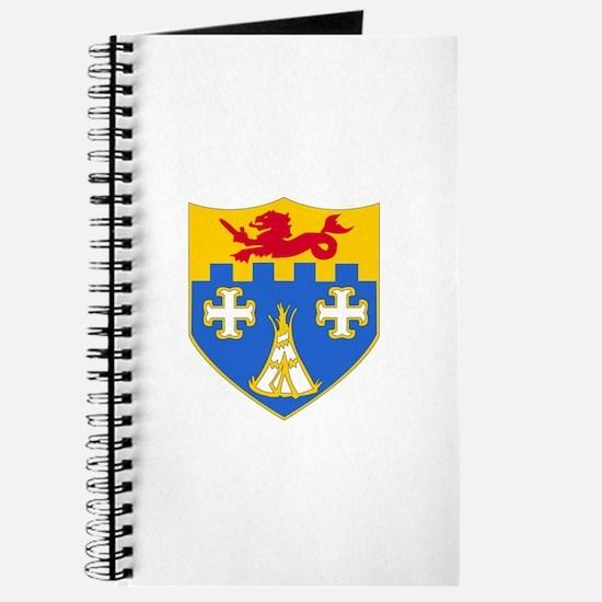 DUI - 1st Bn - 12th Infantry Regt Journal