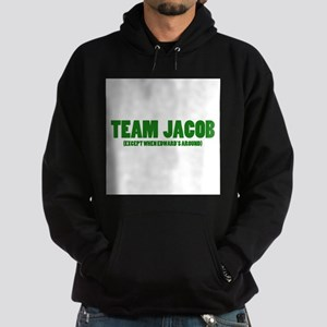 Team Jacob Hoodie (dark)