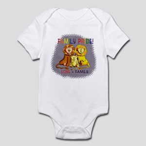 Family Pride Infant Bodysuit