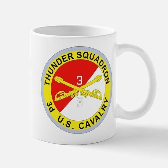 DUI - 3rd Squadron - 3rd ACR Mug