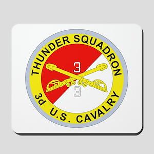 DUI - 3rd Squadron - 3rd ACR Mousepad