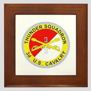 DUI - 3rd Squadron - 3rd ACR Framed Tile