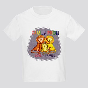 Family Pride Kids Light T-Shirt