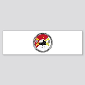 DUI - Support Squadron 3rd ACR Sticker (Bumper)