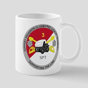 DUI - Support Squadron 3rd ACR Mug
