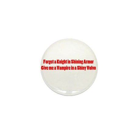Give me a Vampire in a shiny Mini Button (100 pack