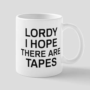 Lordy Tapes 11 oz Ceramic Mug