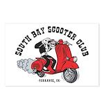SBSC Skull Rider Postcards (Pckg of 8)