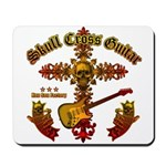 Skull Cross Guitar Mousepad