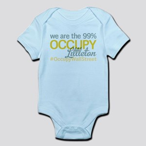 Occupy Littleton Infant Bodysuit