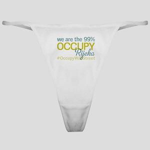 Occupy Rijeka Classic Thong