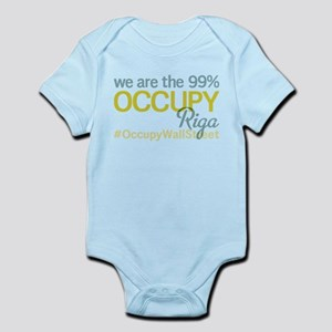 Occupy Riga Infant Bodysuit