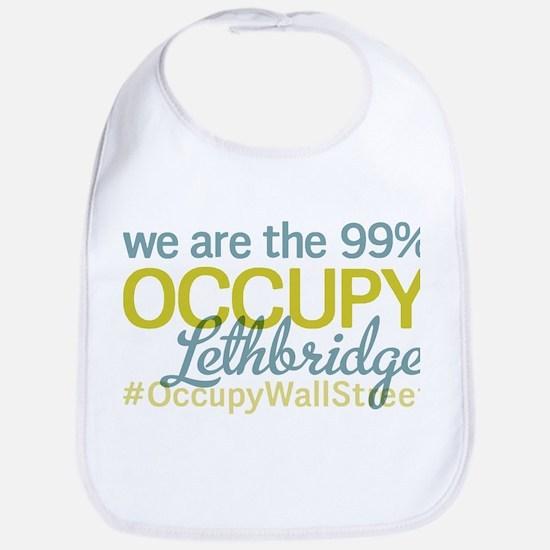 Occupy Lethbridge Bib