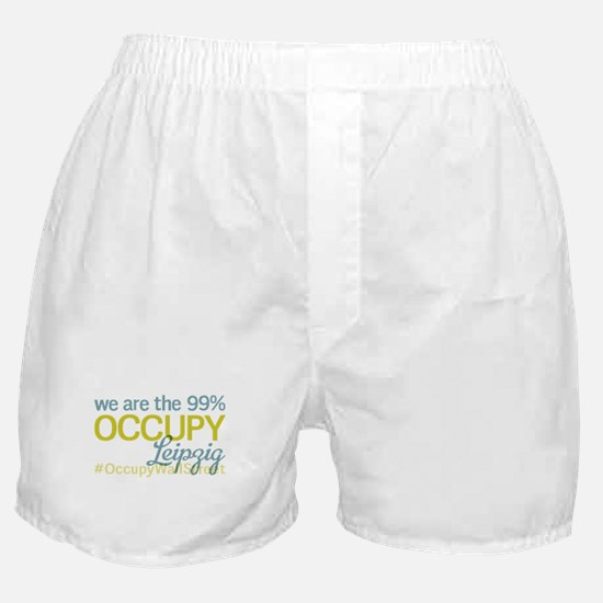 Occupy Leipzig Boxer Shorts