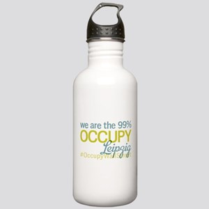 Occupy Leipzig Stainless Water Bottle 1.0L