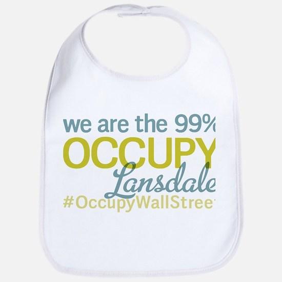 Occupy Lansdale Bib