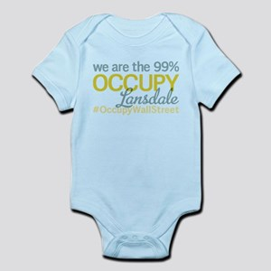 Occupy Lansdale Infant Bodysuit