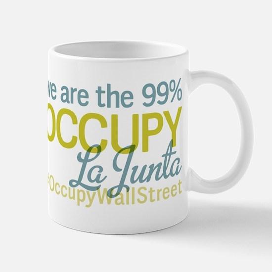 Occupy La Junta Mug